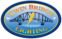 Twin Bridge Lighting